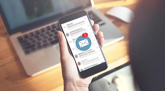 Nyhedsbreve email markedsføring skab konvertering